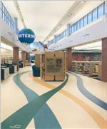 商场耐用型PVC地板