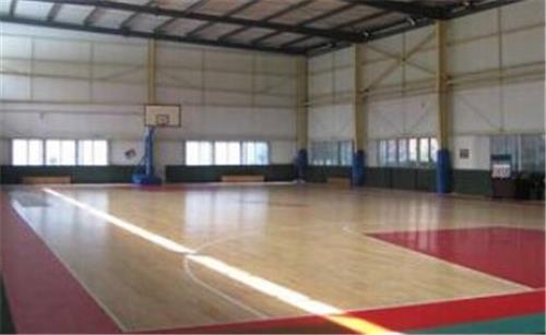 室内篮球场地板_广州健动运动地板
