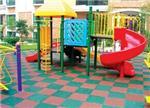 幼儿园橡胶地板_广州健动安全pvc地垫价格实惠