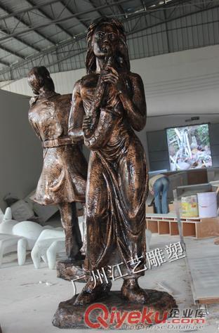 雕塑工艺品/人物雕塑/铜像10