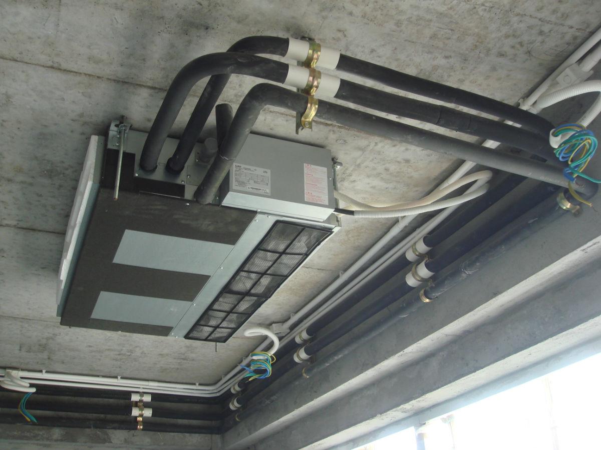 空调机盘管清洗
