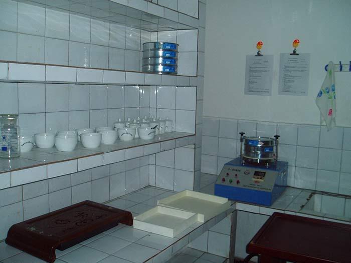 公司相册:化验室