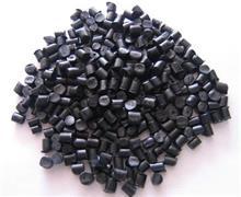 供应专业生产高品质高质量PS再生料黑色颗粒 塑料颗粒 ps
