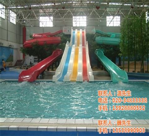 缤纷多彩水滑梯  - 大型水滑梯系列