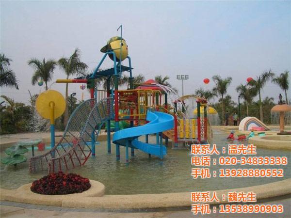 大型水上乐园水屋水寨-儿童水寨系列