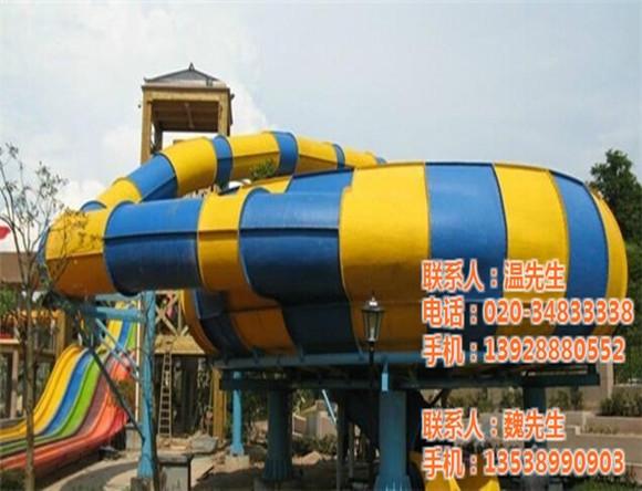 多种风格水上乐园滑梯 - 大型水滑梯系列