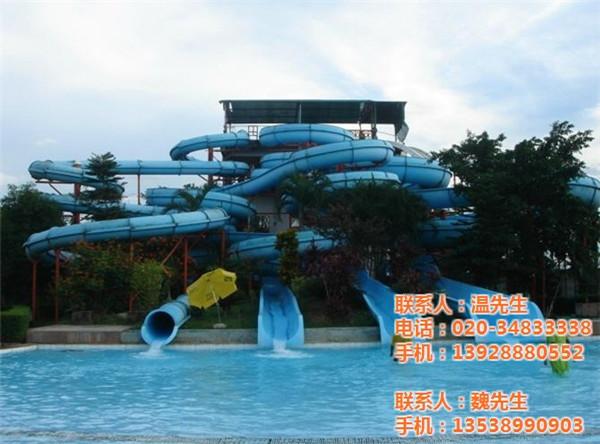 水滑梯厂家供应 - 大型水滑梯系列