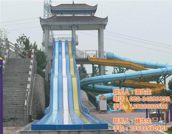 广州腾洋水滑梯设备得生产标准