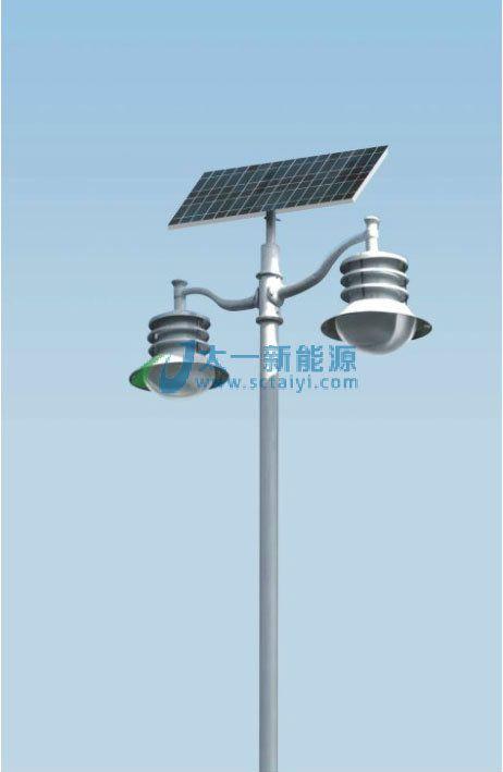 供应贵州毕节太阳能路灯原理工业照明香江雨太阳能