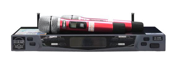 BBS新款无线话筒 S-1088
