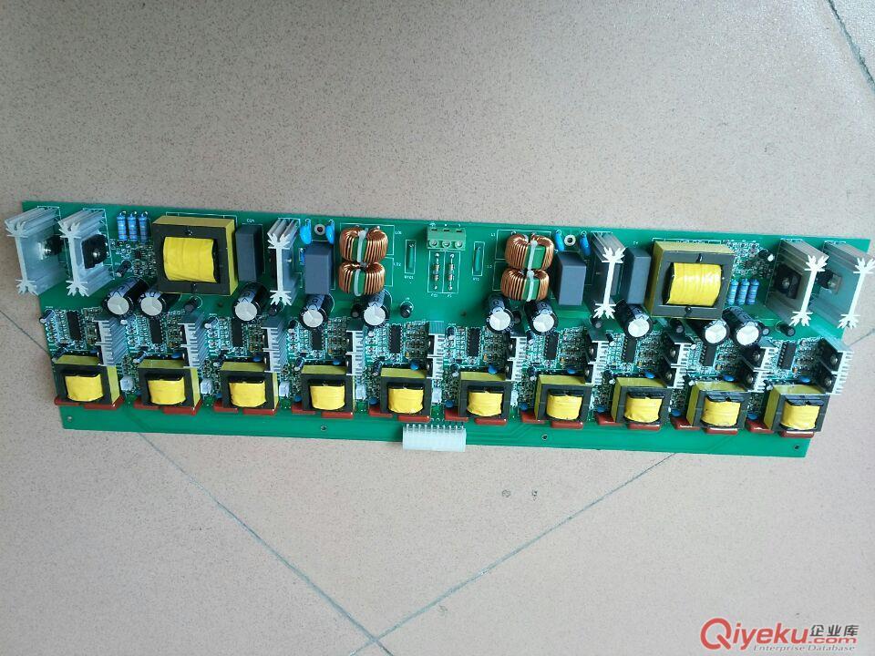 一拖十紫外线用电子镇流器图片链接:http