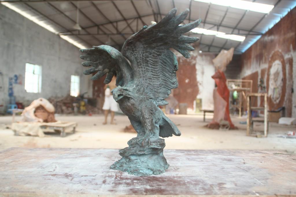 【动物雕塑,铸铜雕塑】动物雕塑