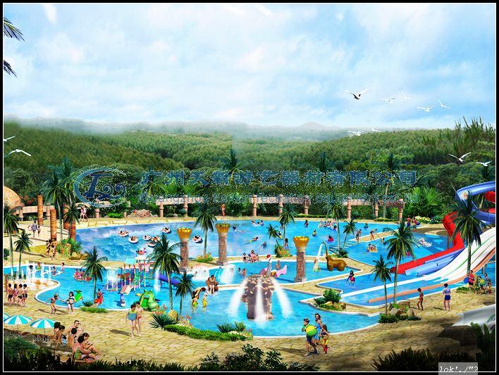 设计图图片 设计图产品图片由广州天新水上乐园设备