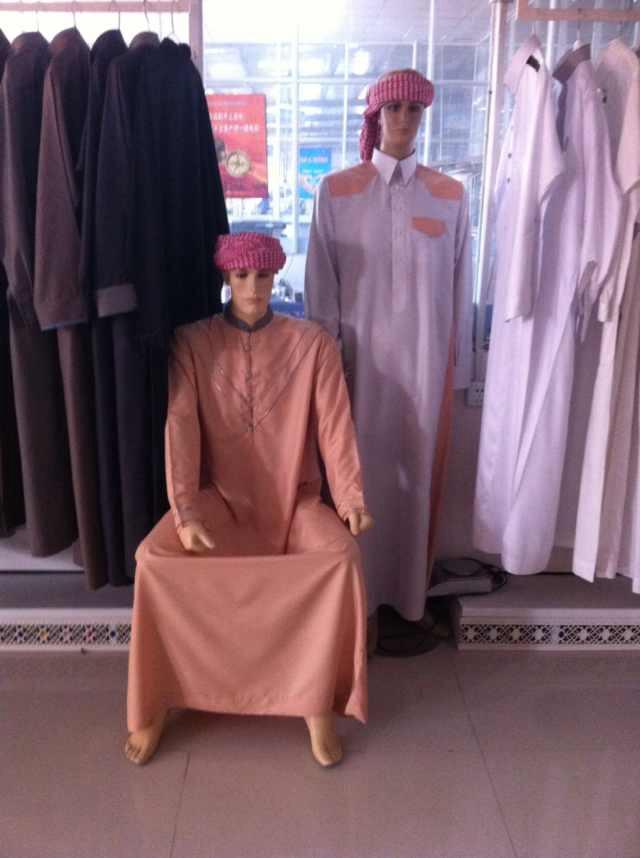 阿曼袍、卡塔尔袍、摩哥袍、绣花袍等穆斯林服装