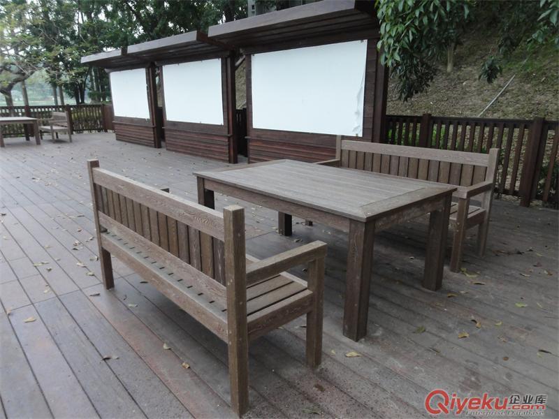 ps仿木户外座椅图片|ps仿木户外座椅产品图片由广州