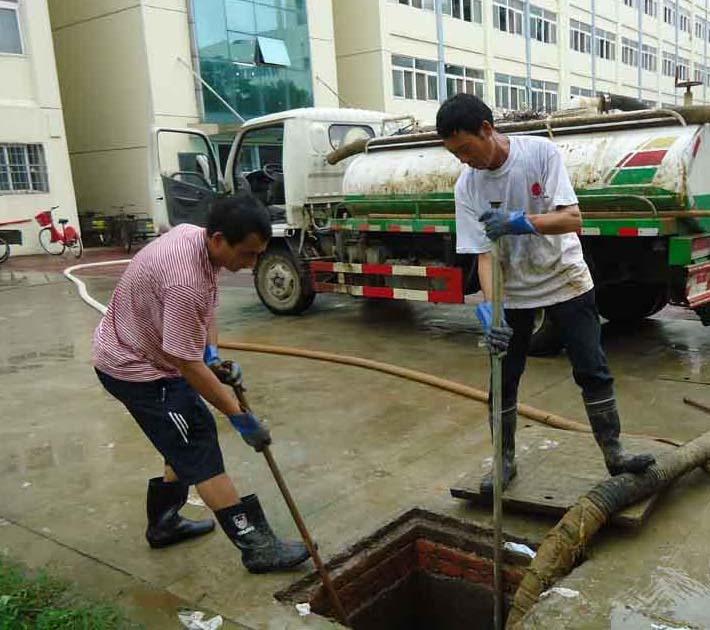 厕所管道改建,中山清洁公司