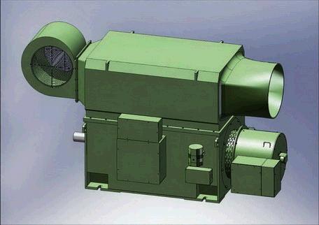 2兆瓦双馈异步发电机(图)