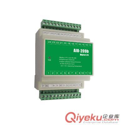 【供应aio-209b开关量采集&继电器控制模块】供应aio