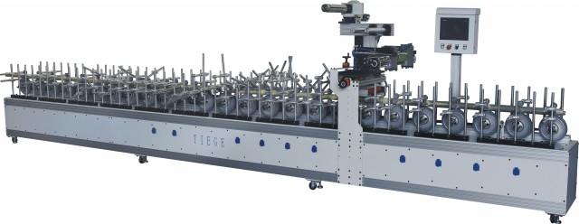 万能包覆机FMF-PUR(300)-北京科迈机械有限公司提供万能包覆机FMF-PUR(300)的相关介绍、产品、服务、图片、价格科迈机械|进口木工机械|台湾立式带锯木工机械|横切锯实木加工设备|板式加工设备|板式生产线|自动上下料钻孔加工中心|异型砂光机|线条砂光机|、木工机械、进口木工机械、台湾进口木工机械、板式加工设备、实木加工设备、拉丝机、万能包覆机、贴面生产线、
