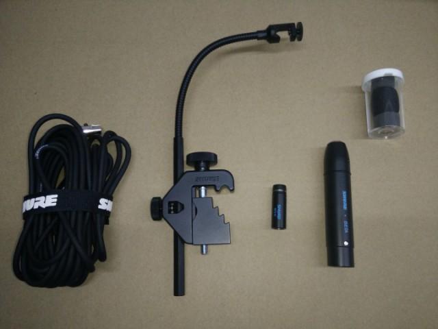 视听周边产品 麦克风,话筒      beta 98s话筒适用于舞台和录音室中的