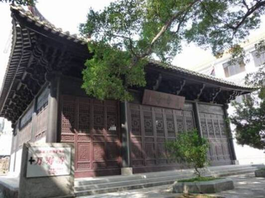 廣州增城市萬壽寺維修工程