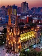 廣州圣心大教堂修復工程