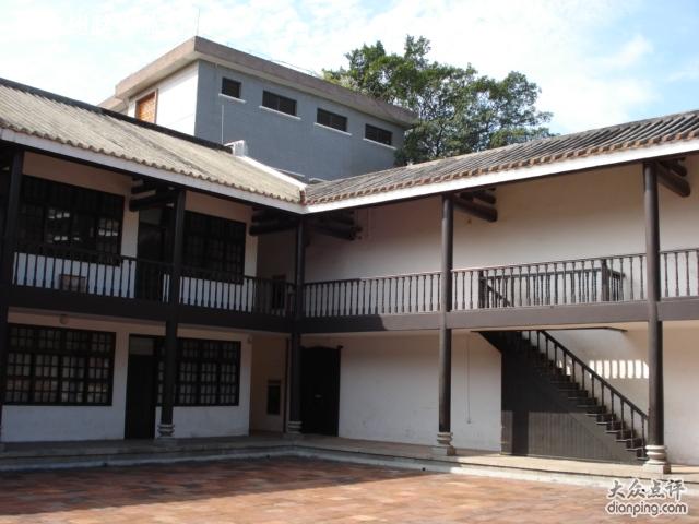 公司承擔的黃埔軍校舊址工程木工工程
