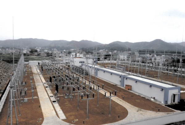 公司承建的五華縣城污水處理廠