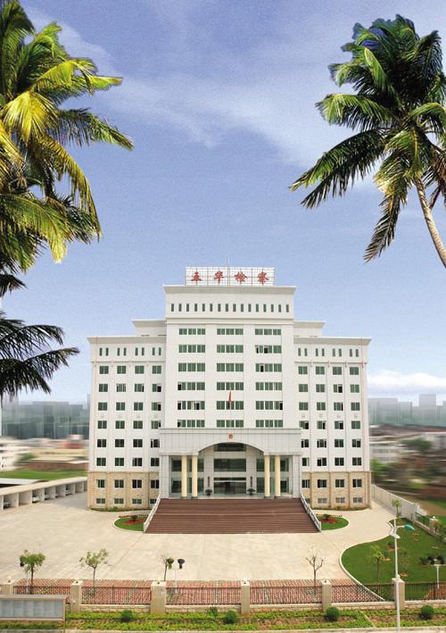 五華縣檢察院專業技術綜合樓
