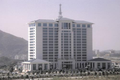 廣州增城市公安巡警業務用房工程