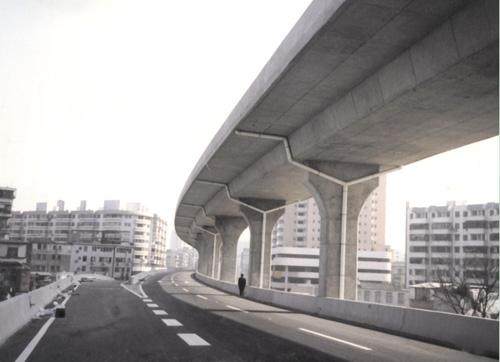 廣州市內環路南田西段高架橋