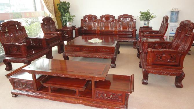 广州红木沙发图片|广州红木沙发产品图片由广州市