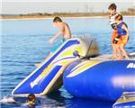 水上蹦蹦床 水上乐园 水上弹跳 充气水上产品