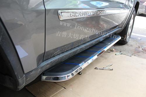 LSX13888吉普大切若基铝合金脚踏板/侧踏板