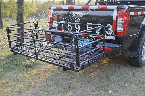 LSX—1561折叠分体拖车篮(又名拖尾篮或拖杠折叠后车架)