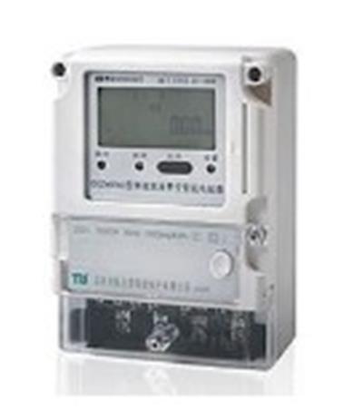 电表通过电流互感器毗邻编制的三相电表
