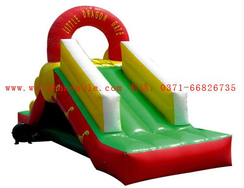 室内儿童滑梯图片|室内儿童滑梯产品图片由郑州威顺
