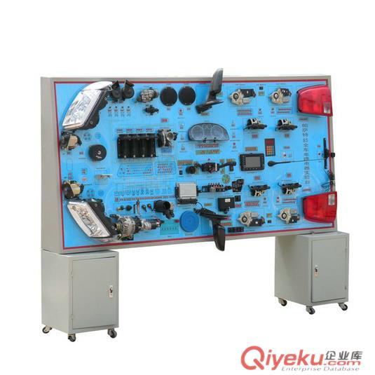 帕萨特b5全车电路系统实验台