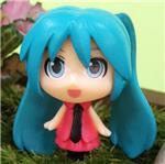 卡通树脂公仔   甜美日本女孩