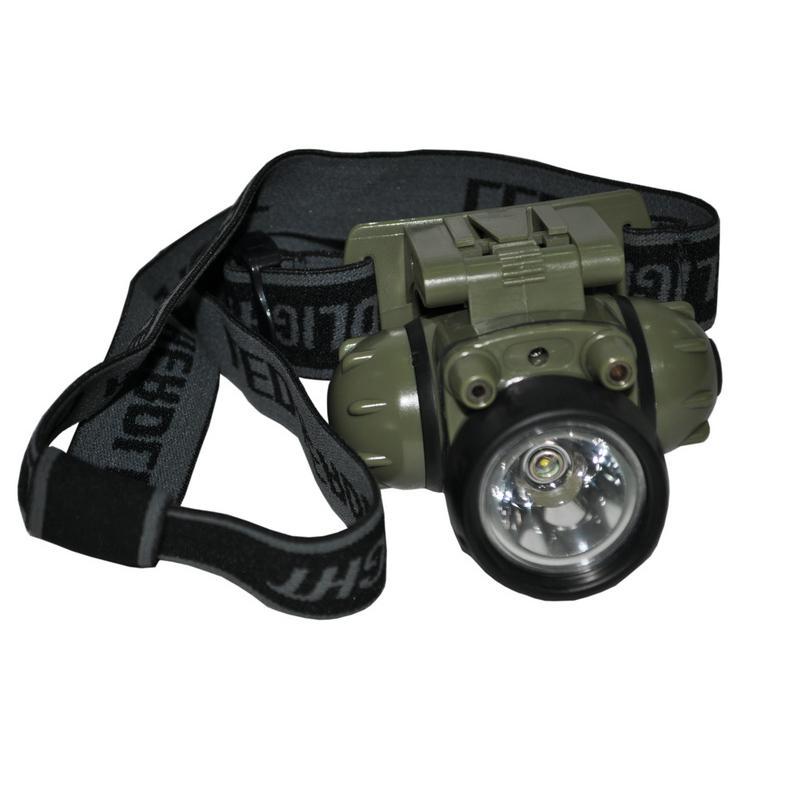海洋王ZW5130微型防爆头灯