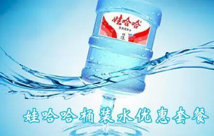 哇哈哈矿泉水-广州市番禺区市桥街潜龙桶装水经营部