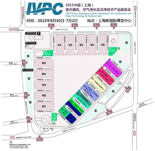 设备展览会暨会议 时间:2015年6月30-7月2日 地点:上海新国际博览中心