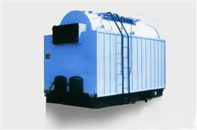 新疆--卧式燃煤热水锅炉