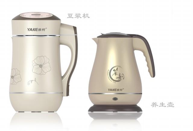 中山食品料理機工業設計