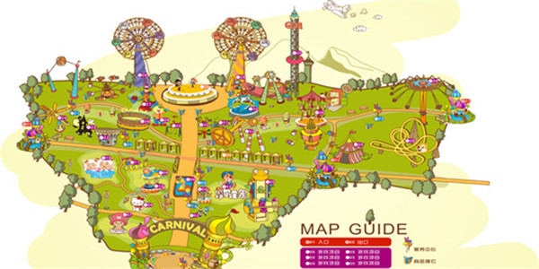 重庆 游乐园设计公司/乐园设计公司