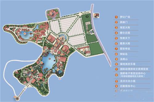 游乐园策划方案/主题乐园设计公司