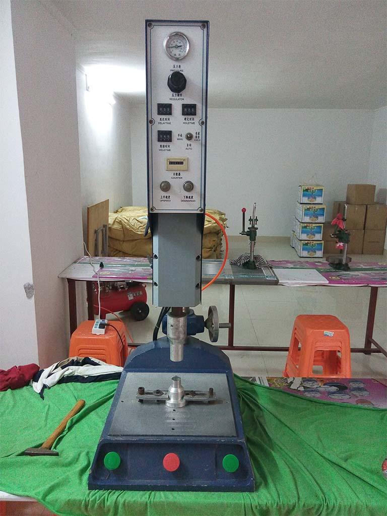 超声波塑胶焊接加工