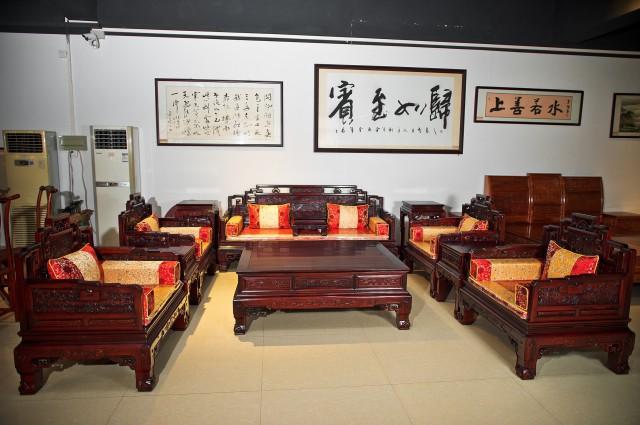 台山大江红木家具图片|台山大江红木家具产品图片由