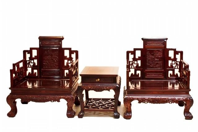 客厅红木椅子图片大全