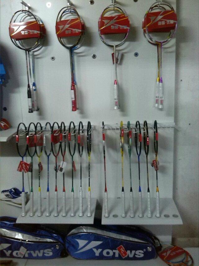 羽毛球用品 羽毛球拍 球馆商品新款